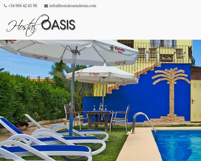 Hotel Oasis Denia