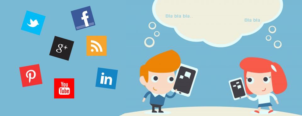 Vlakbij jouw klant, met online media