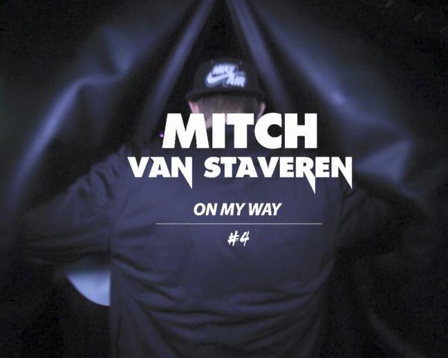 DJ Mitch van Staveren