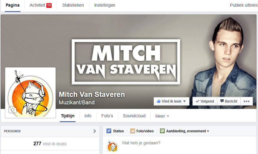 Mitch van Staveren