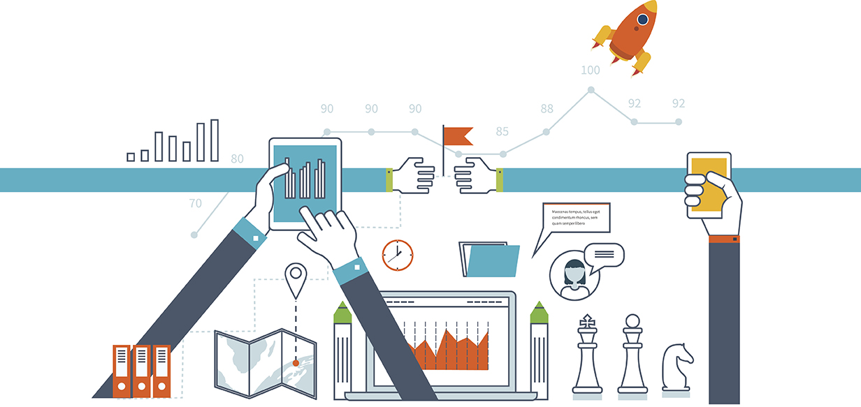 Digital marketing – Social Media Strategie & Management